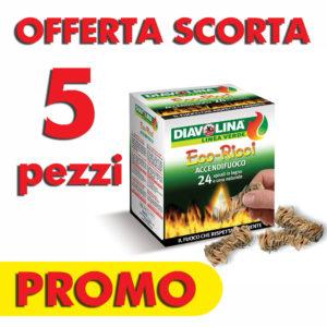 Promozione Ecco-Ricci