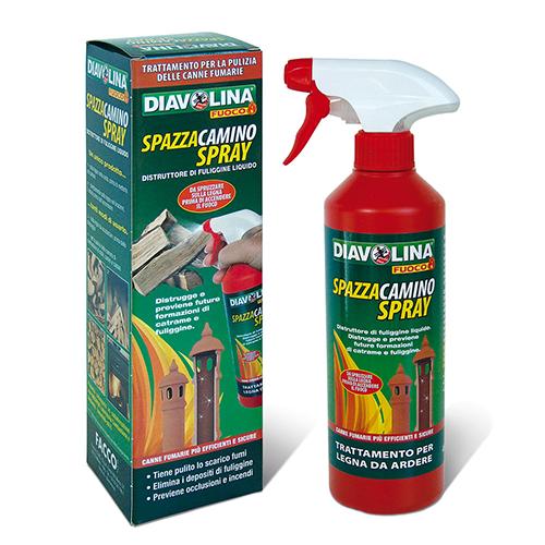 Spazzacamino Spray diavolina